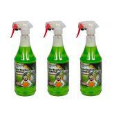 Alu-Teufel Spezial Velgenreiniger Spray 1 l 3 stuks