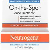 Neutrogena Acne Creme On-The-Spot Acne Treatment 21g