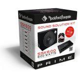 Rockford Fosgate Sound Solution Kit SSK600MKII