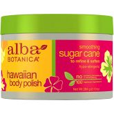 Alba Botanica Verzachtende Body Polish Hawaiian Sugar Cane 284 g