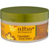 Alba Botanica Hydraterende Body Creme Hawaiian Kukui Nut 184 g