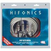 Hifonics Kabelkit Premium 25 mm² HF25WK