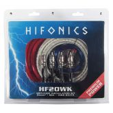 Hifonics Kabelkit Premium 20 mm² HF20WK
