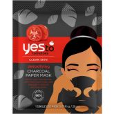 Yes to Tomatoes Gezichtsmasker Houtskool Detox 20 ml