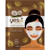 Yes to Coconut Gezichtsmasker Ultra Hydraterend 20 ml