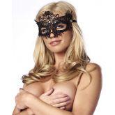 Rimba Oogmasker ZwartOne-Size met Luxe Patroon