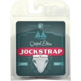 Bike Jockstrap 3 Inch Wit XL