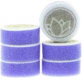 Nanolex Purple Medium Polishing Pad 32mm - 6-Pack