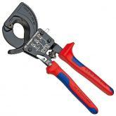 Knipex Kabelschaar Ratel 250 mm