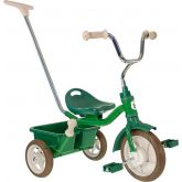 Bobbin Driewieler Messenger Green