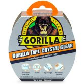 Gorilla Ducttape Crystal Clear Repair 16,4 m
