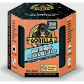 Gorilla Patch and Seal Tape Zwart 3 m
