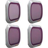 Pgytech  ND/PL Filterset Advanced voor DJI Mavic 2 Pro 4-Delig