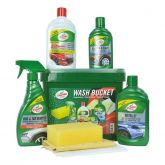 Turtle Wax Wash Bucket Set