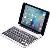 Suros Aluminium Toetsenbord Executive iPad Mini 4 Zilver