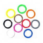 Goedkope3dpen Klein Pakket PLA Filament 10 kleuren