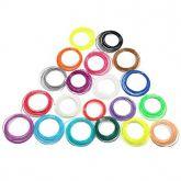 Goedkope3dpen Groot Pakket PLA Filament 20 kleuren