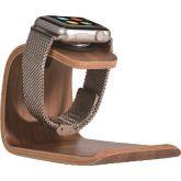 Samdi Apple Watch Houder Donker Walnoot