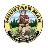 Stirling Soap Company Scheerzeep Mountain Man 165 g