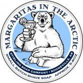 Stirling Soap Company Scheerzeep Margaritas in the Arctic 165 g