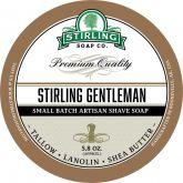 Stirling Soap Company Scheerzeep Stirling Gentleman 165 g