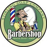Stirling Soap Company Scheerzeep Barbershop 165 g