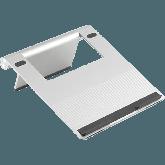 Pout Aluminium Laptop Standaard Zilver
