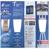 Finn Smartphonehouder Universeel voor Fietssturen Siliconen