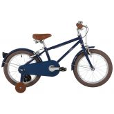Bobbin Kinderfiets Moonbug 16 Inch Blue Berry