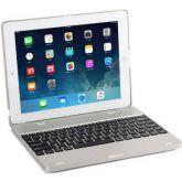 Suros Toetsenbord iPad 2/3/4 Zilver